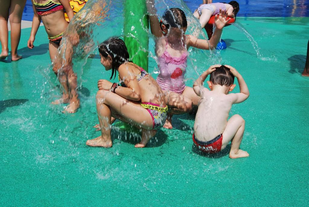 Parc Aquatique Enfant Morbihan Vannes