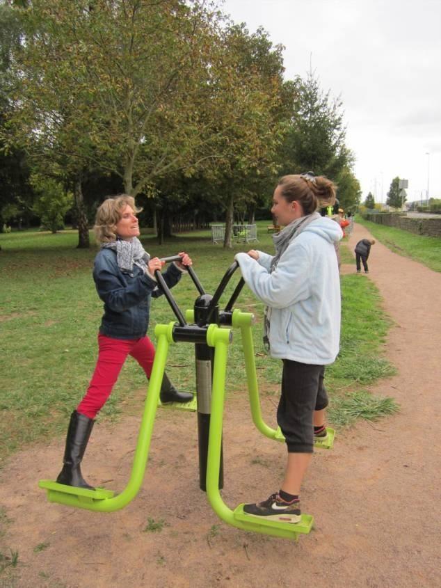 Parc Fitness Loisirs en Morbihan