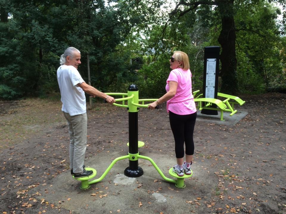 Activités Fitness Parc de jeux Morbihan