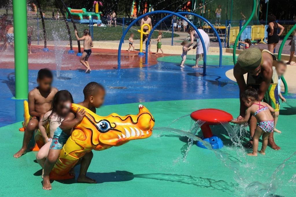 Jeux Aquatiques Enfants Vannes