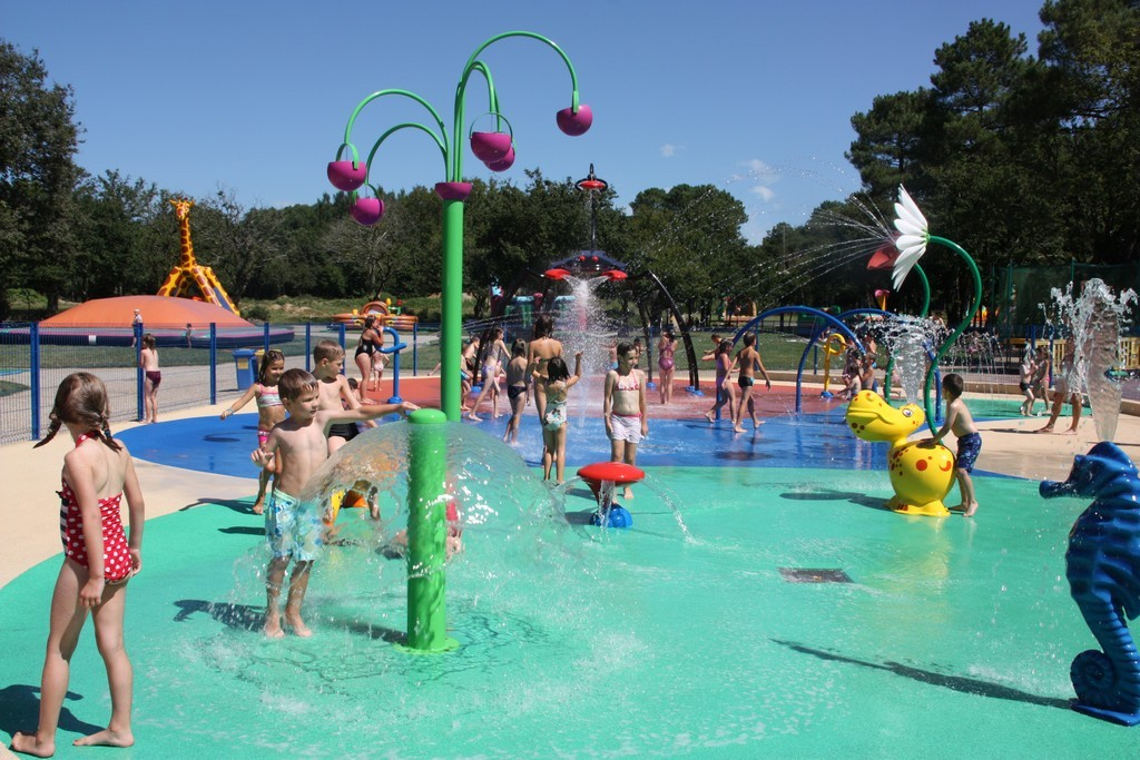 Parc Aquatique Enfants Ploemel