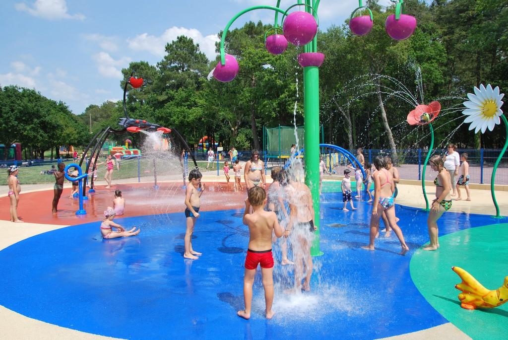 Parc Aquatique pour enfant proche Lorient