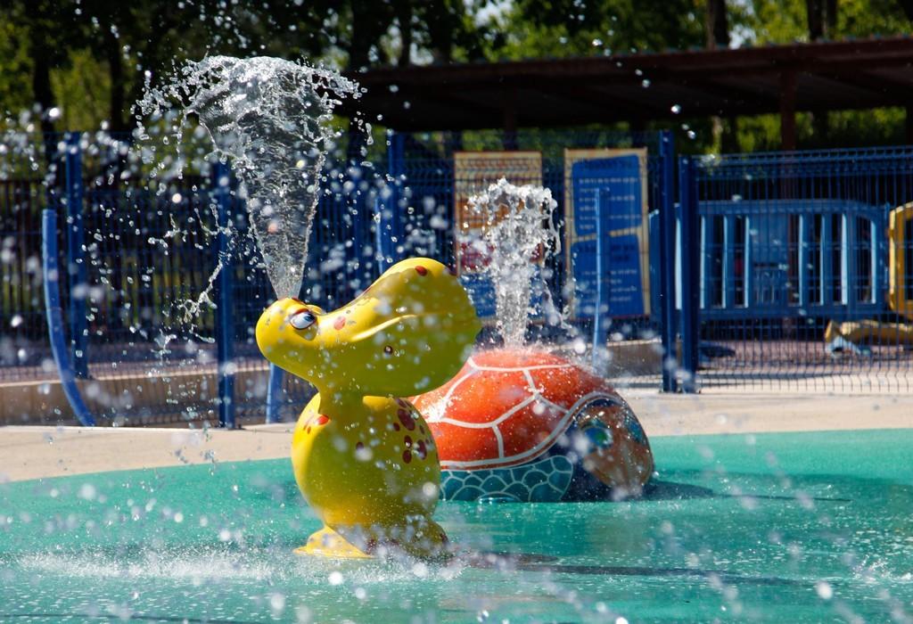 Parc Aquatique Enfants