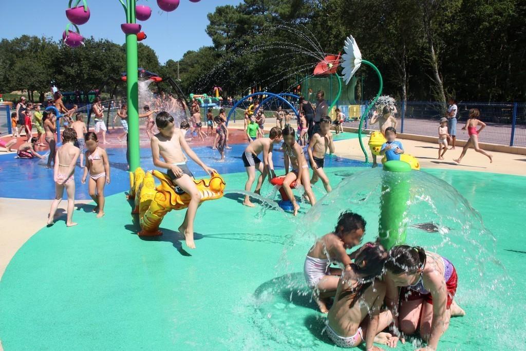 Parc Aquatique à Auray, parc de loisirs Le P'tit Délire