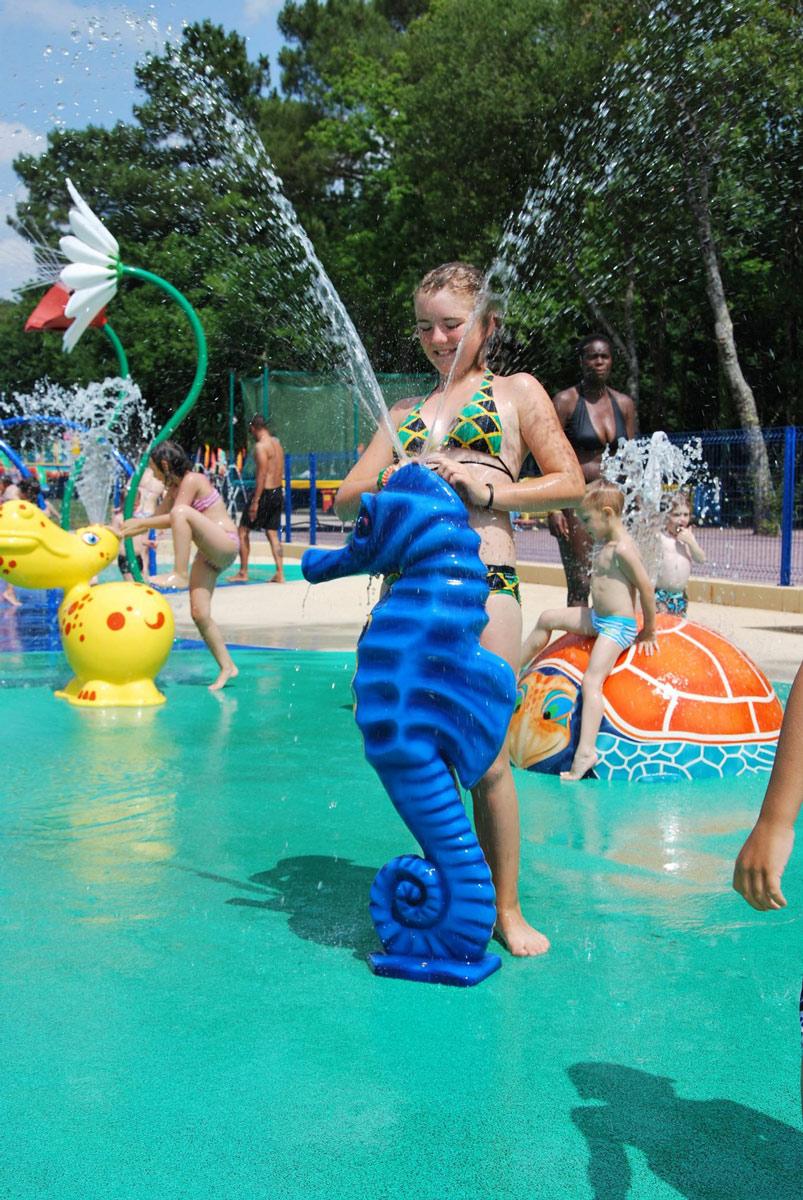 Parc Aquatique en famille - Le P'tit Délire