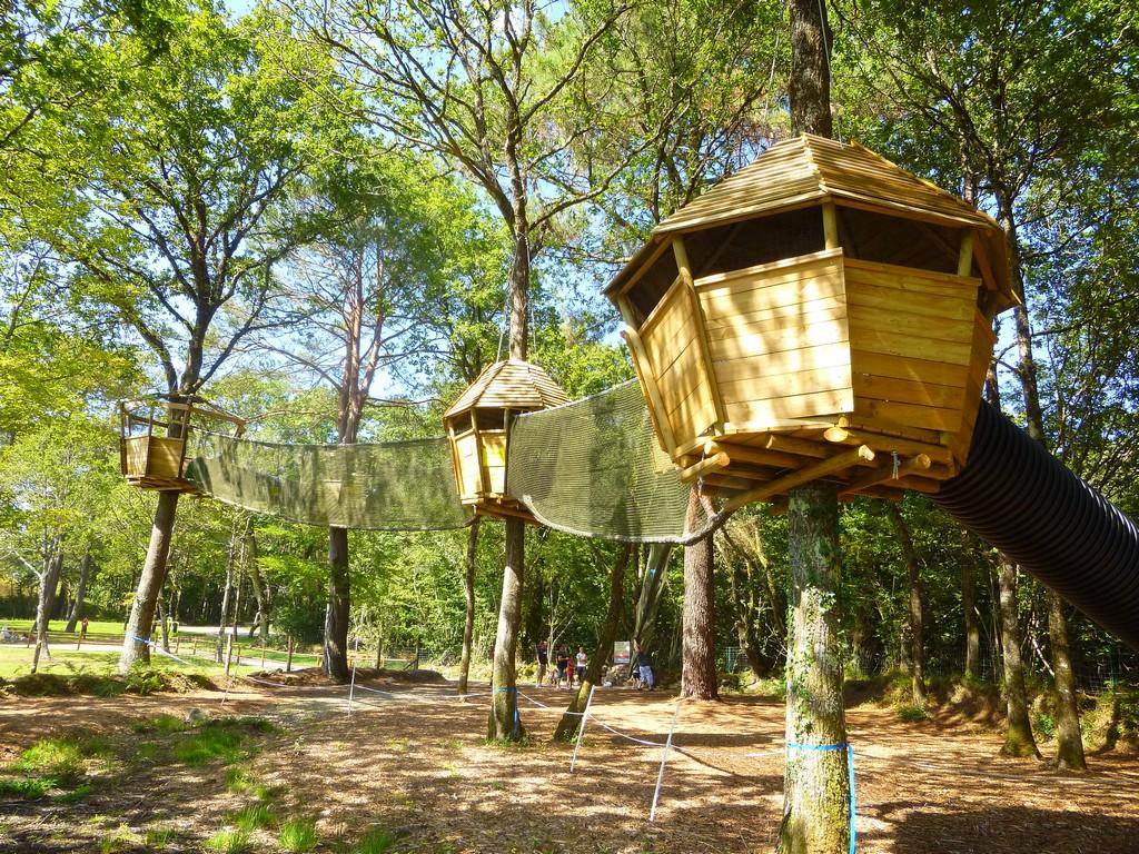 Parc Jeux Nature Morbihan