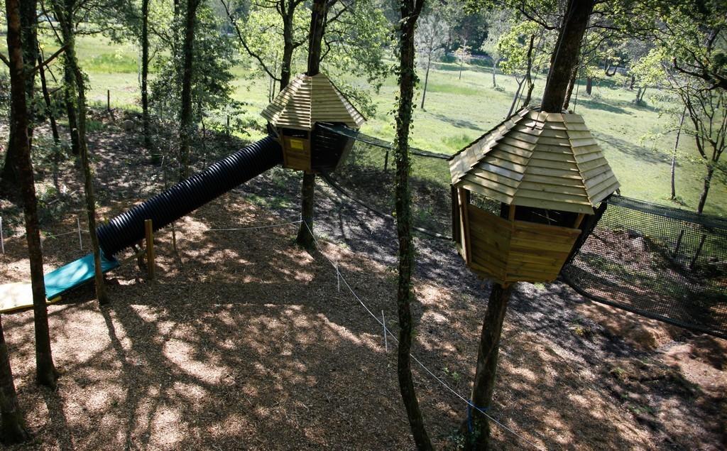 Parc Jeux Nature Bretagne