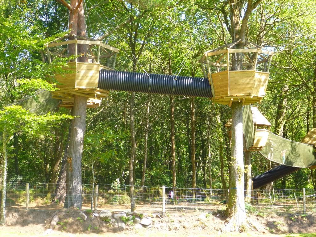 Parc Jeux Nature Ploemel