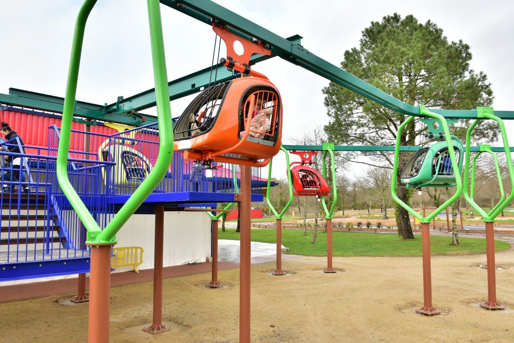 Parc Jeux Plein Air Enfants Vannes