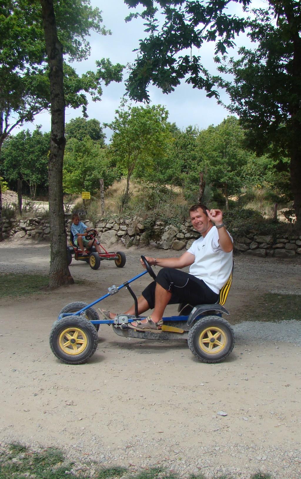 Parc de Jeux et Kart à Pédale en Famille proche Lorient