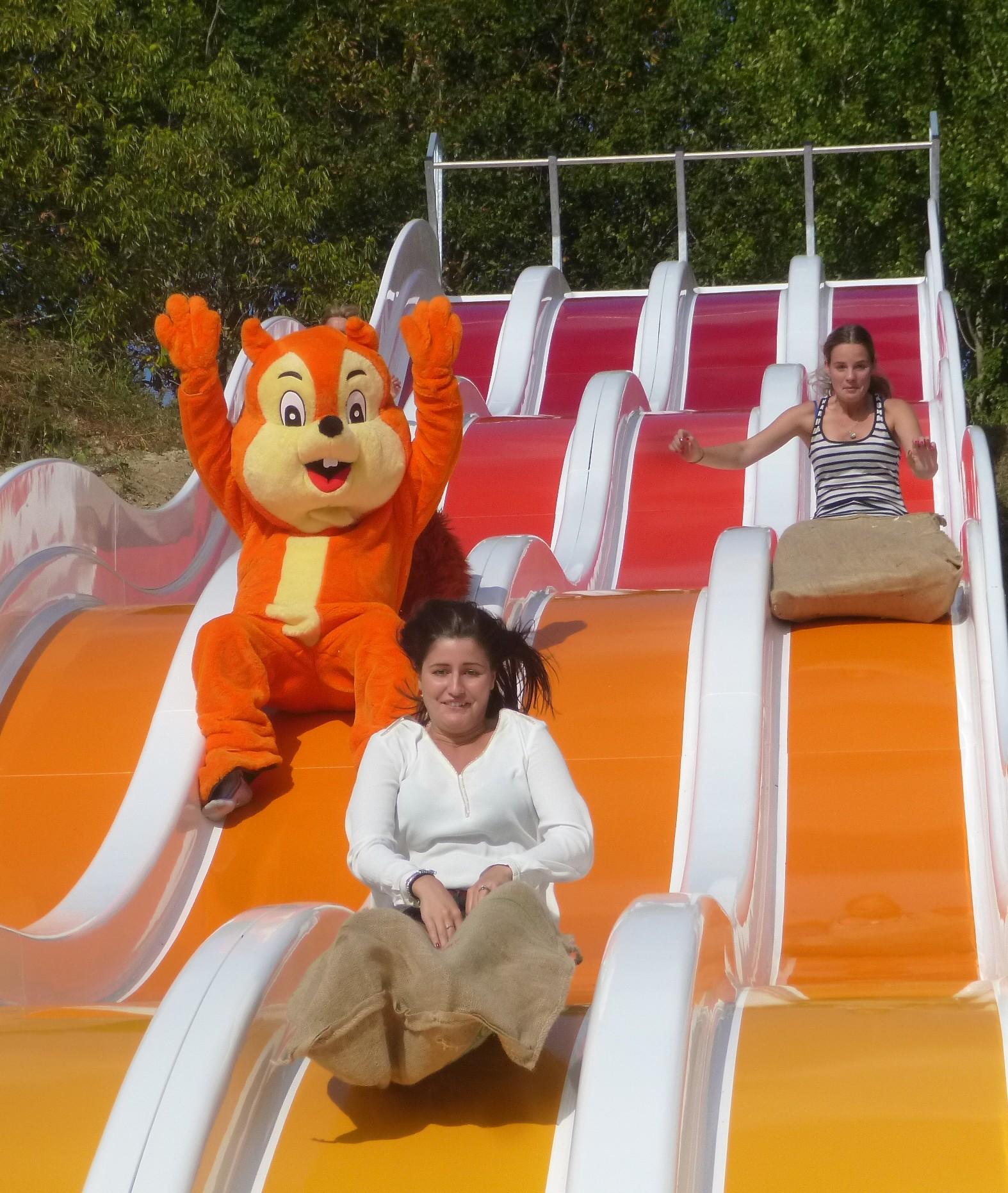 Parc de Jeux Morbihan Le P'tit Délire