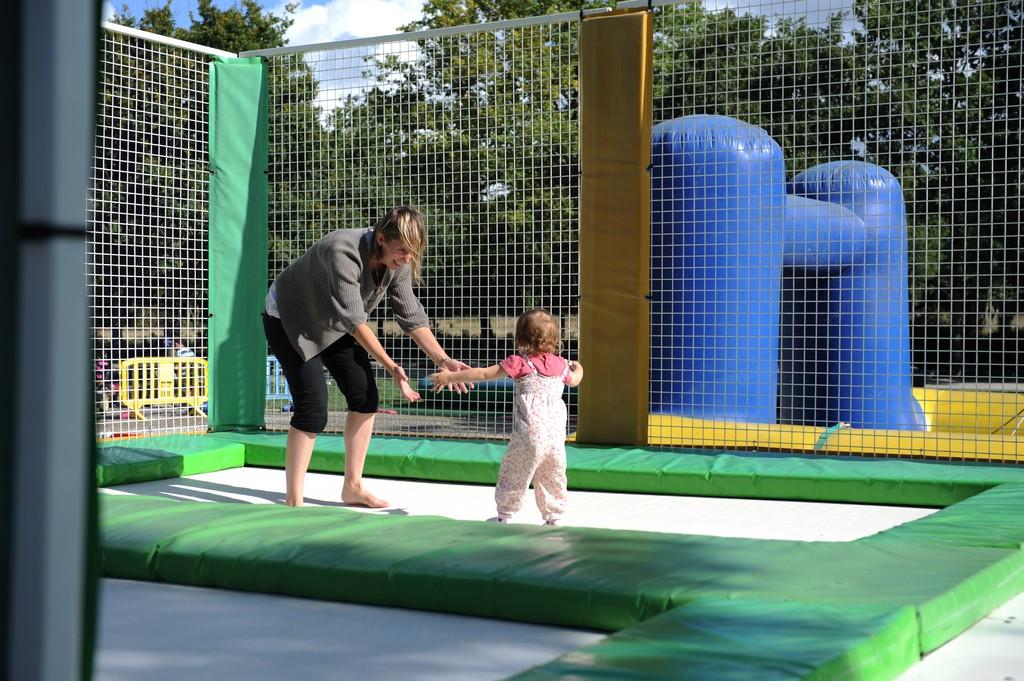 Parc Jeux Gonflables Enfants Vannes