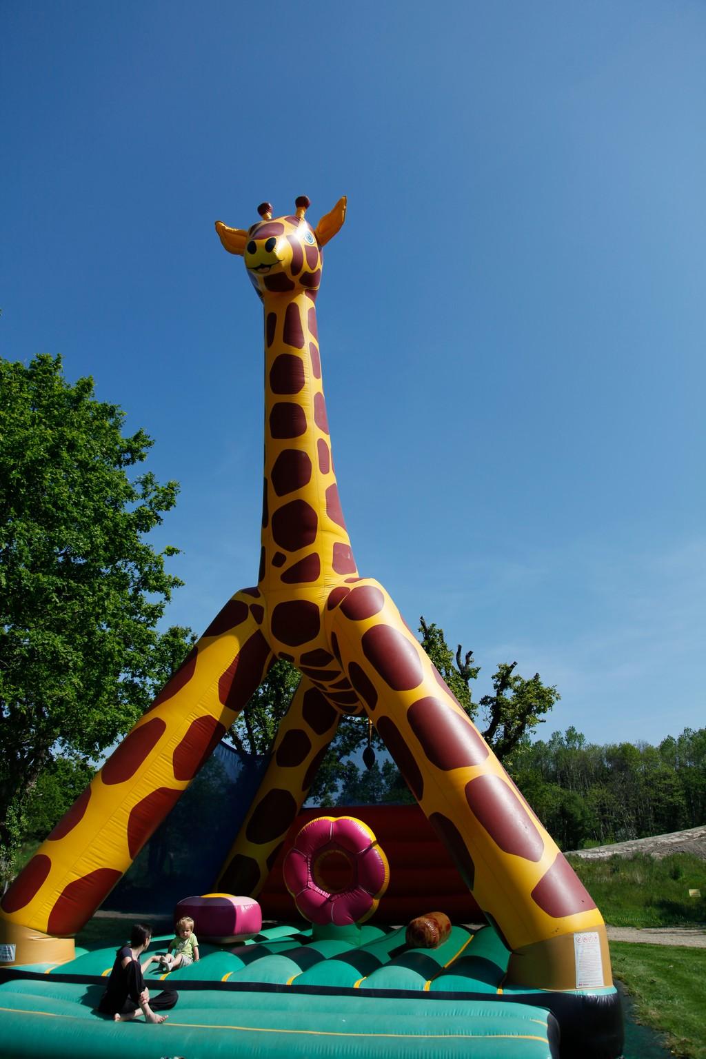Parc de Jeux pour enfants de 2 à 5 ans, Le P'tit Délire