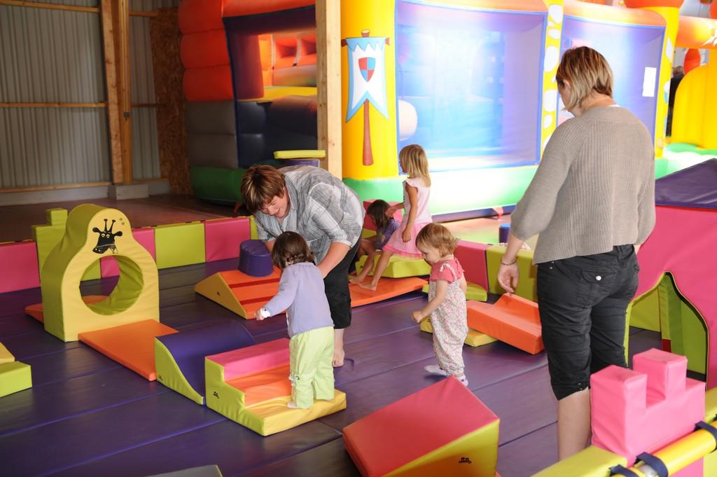 Parc de Jeux pour enfants de moins de 3 ans, Le P'tit Délire