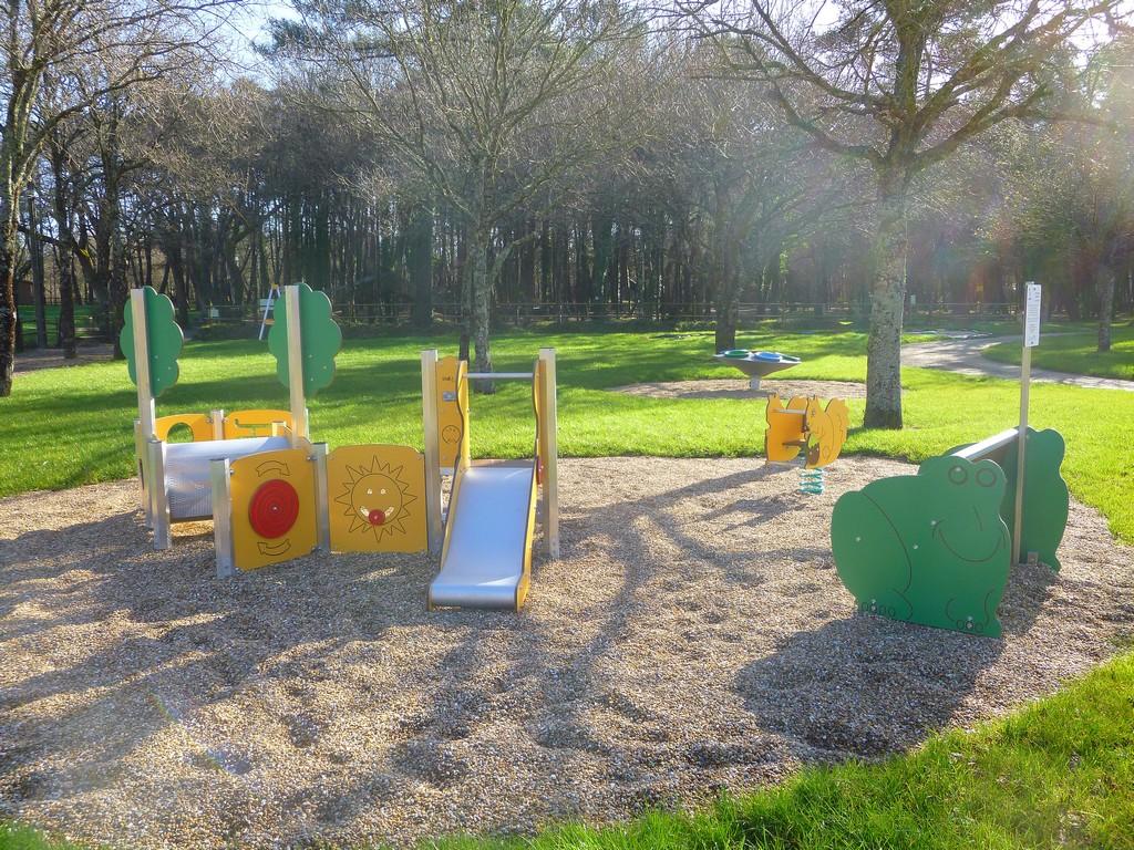 Parc de Loisirs pour enfants de 2 à 5 ans, Le P'tit Délire