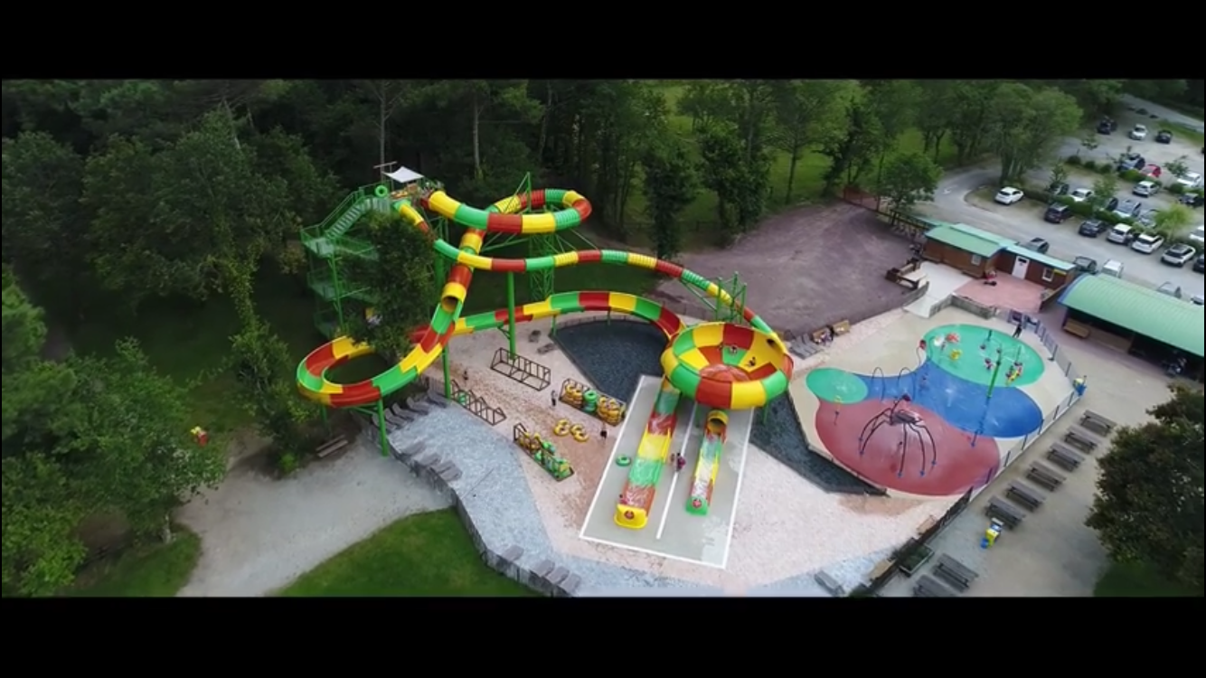 Parc Attraction Aquatique Morbihan (56)