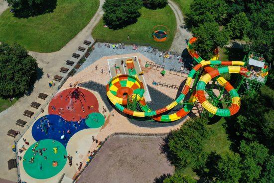 Parc de Jeux Enfants Vannes