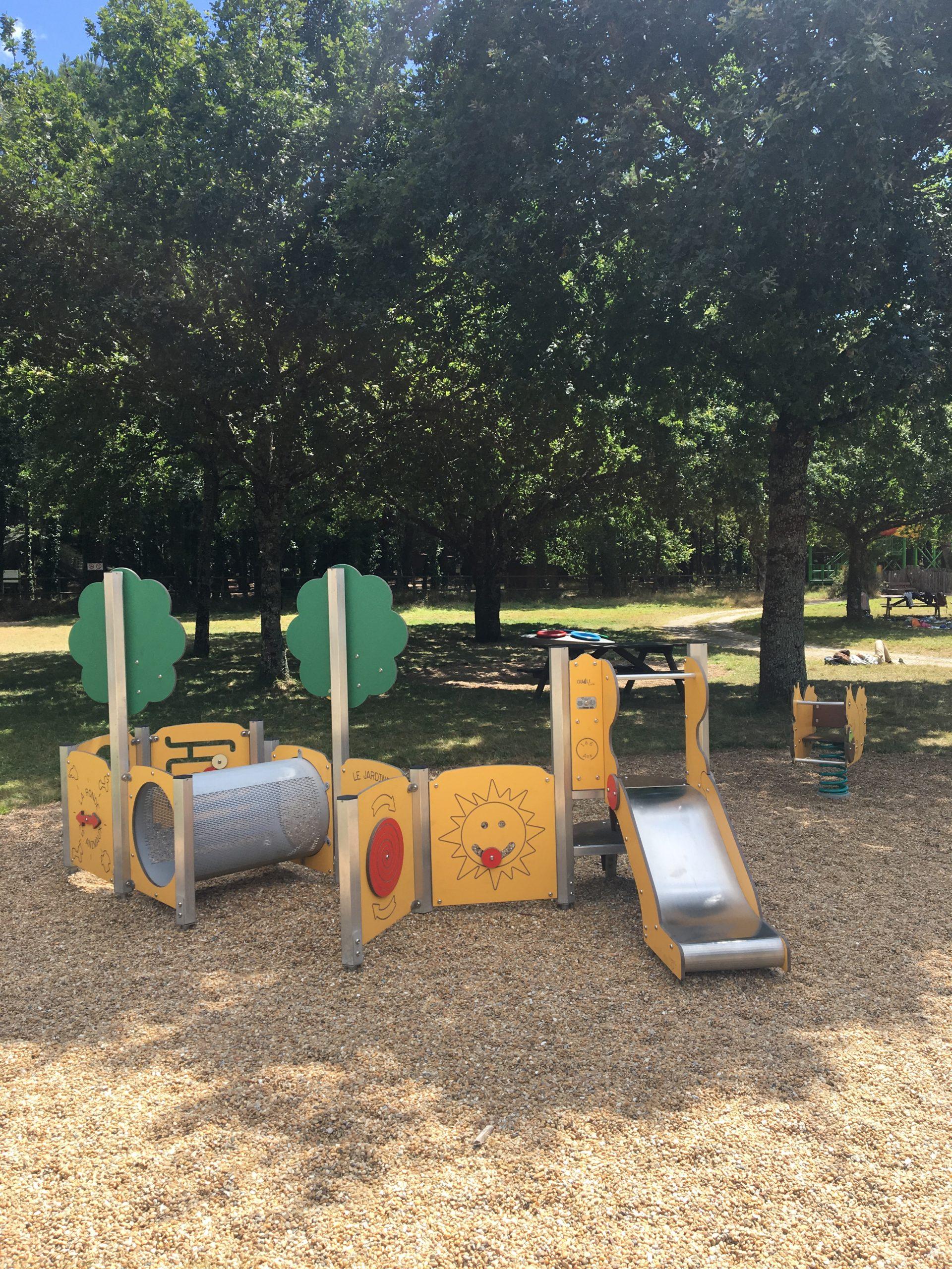 parc pour enfant vannes