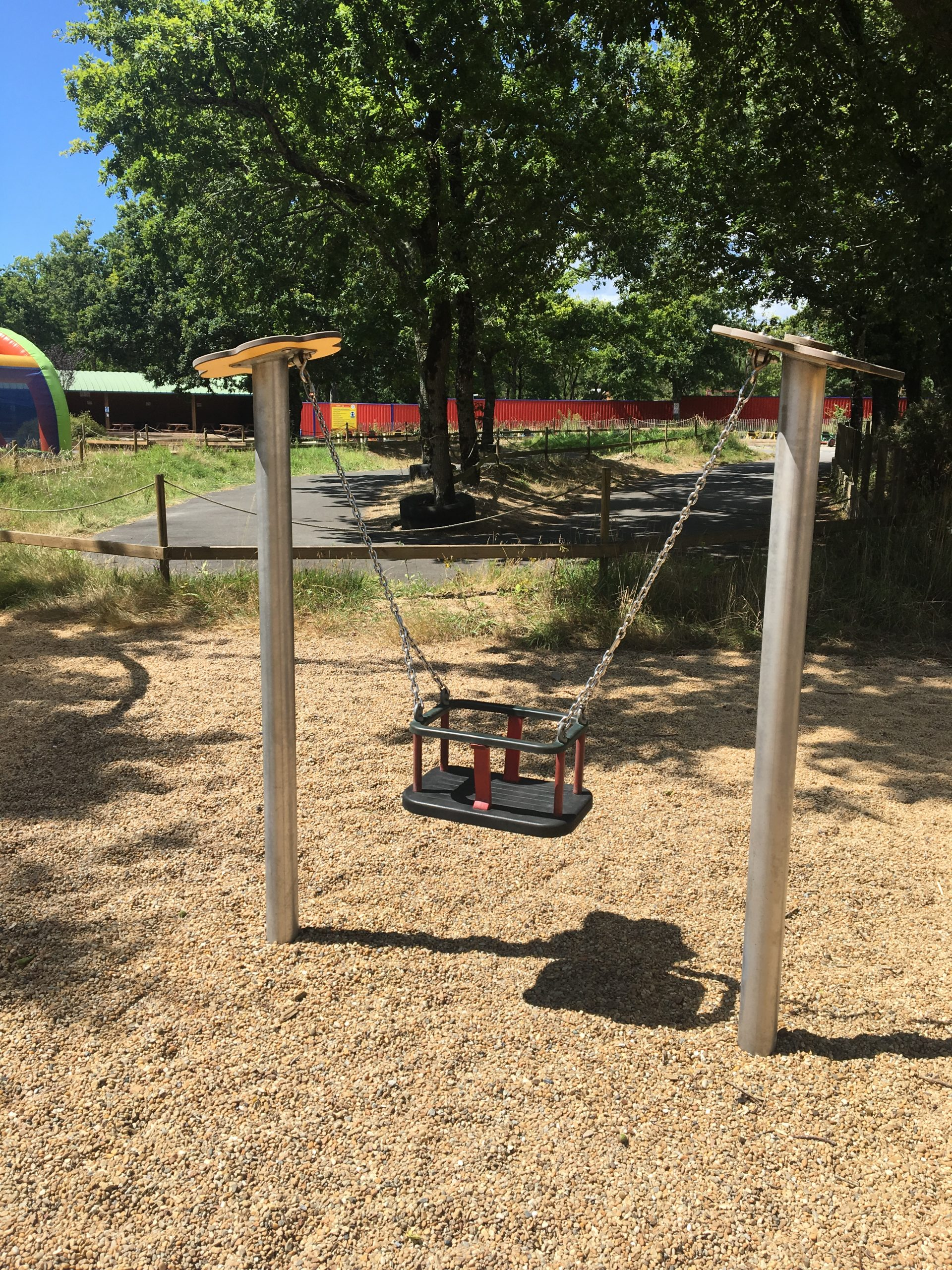 parc pour petit vannes